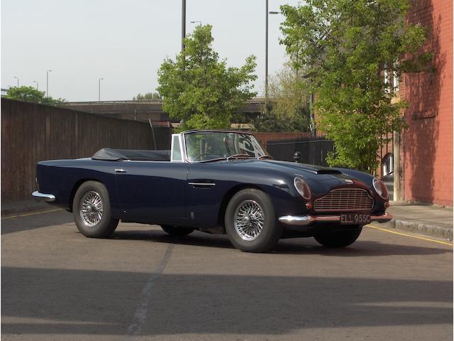1965 Aston Martin DB5 Convertible  Chassis no. DB5C/2102/R Engine no. 400/2095