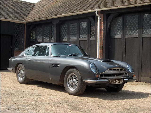 1966 Aston Martin DB6 Vantage Saloon  Chassis no. DB6/2475/R Engine no. 400/2498/V