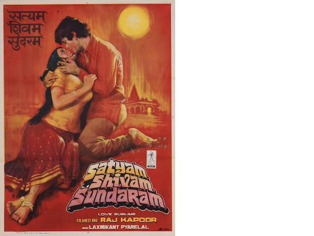 Satyam Shivam Sundaram, R.K. Films Ltd, 1978,