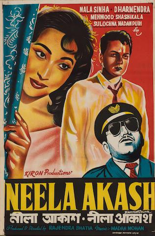 Neela Aakash, Kiron Productions, 1965,