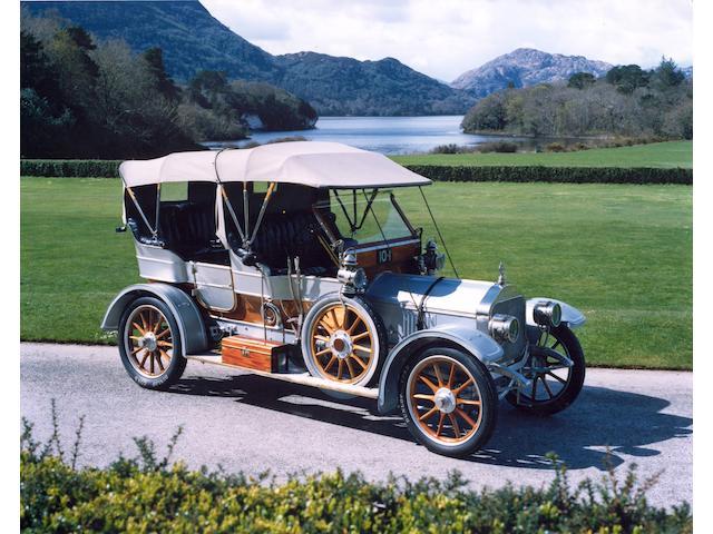 1909 Silver Stream 18/24hp 3.1 litre Roi-de-Belges Tourer