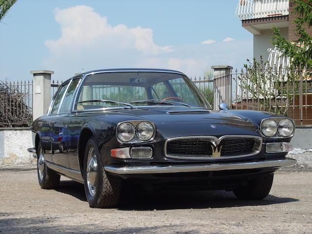1966 Maserati Quattroporte,