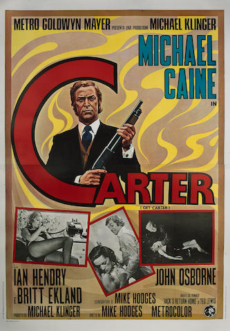 Get Carter, Metro-Goldwyn-Mayer, 1971,