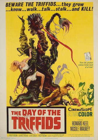 Day of the Triffids, Security Pictures Ltd, 1962,