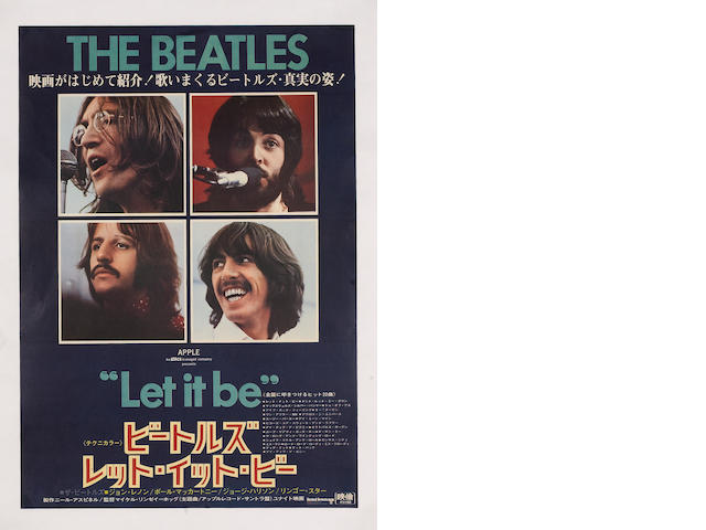 Let It Be, United Artists, 1970,