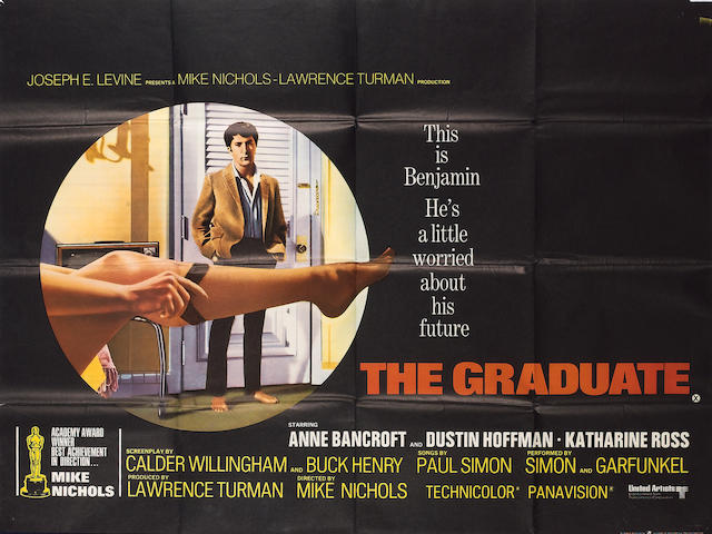 The Graduate,  Embassy Pictures Corporation, 1967,