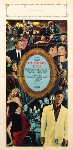 La Dolce Vita,  Cineriz, 1960,