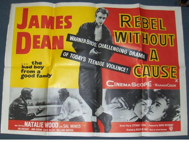 Rebel Without A Cause, Warner Bros., 1955,