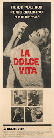 La Dolce Vita, Cinerzi, 1960,