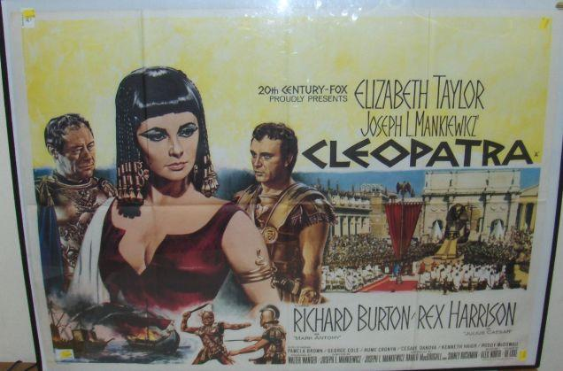 Cleopatra, 20th Century Fox, 1963,
