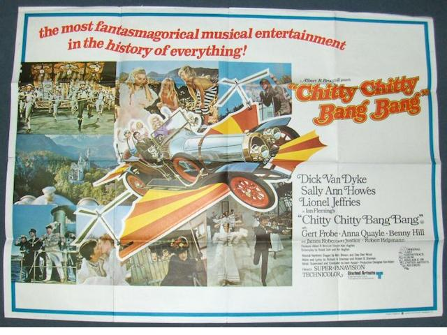 Chitty Chitty Bang Bang United Artists, 1969,
