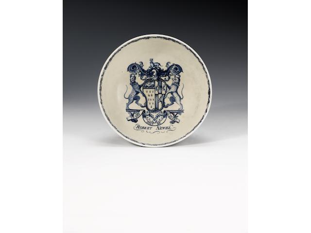 A Liverpool (John Pennington) punch bowl circa 1780