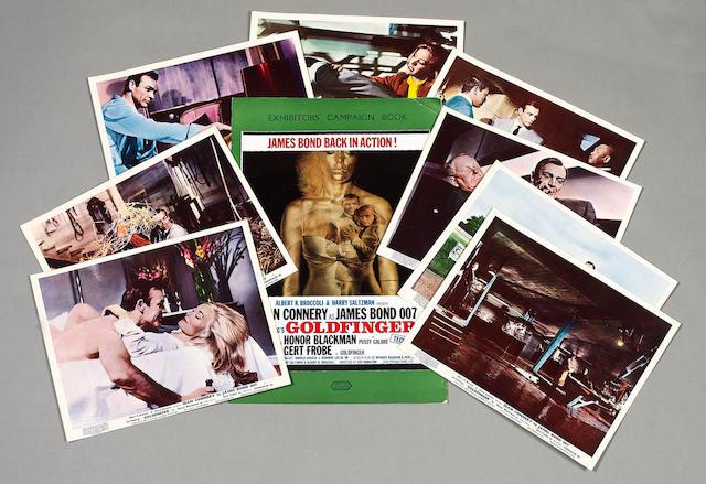 Goldfinger, United Artists, 1964,
