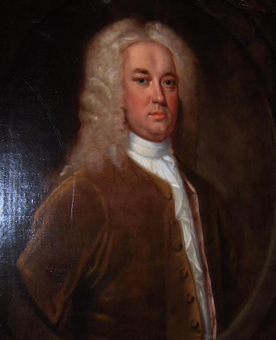Henry Pelham (1694-1754) (thought to be) Portrait by the Studio of John Giles Eccardt (German, active 1740-1779)