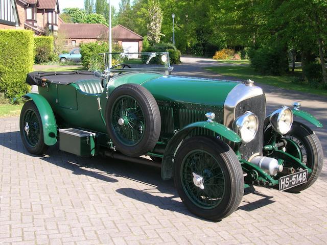 1928 Bentley 6 1/2 Litre,