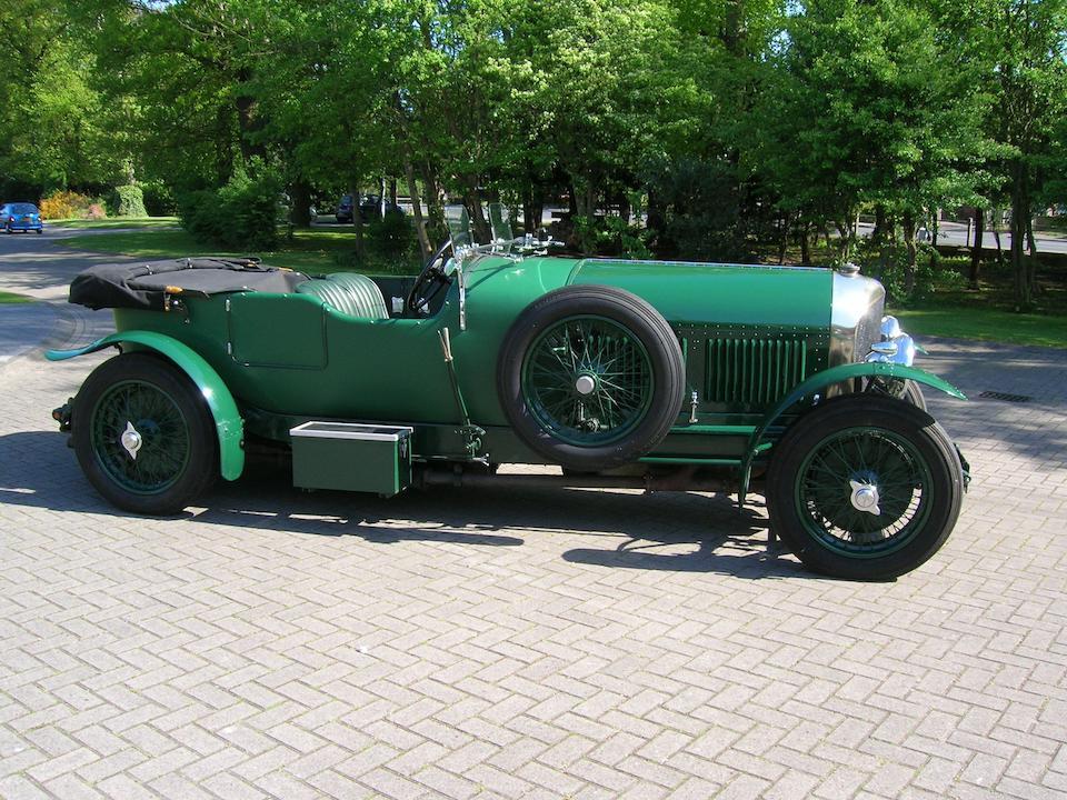 1928 Bentley 6½-Litre Tourer  Chassis no. MD 2474 Engine no. WT 2264