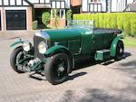 1928 Bentley 6½-Litre Tourer  Chassis no. MD 2474 Engine no. WT 2264