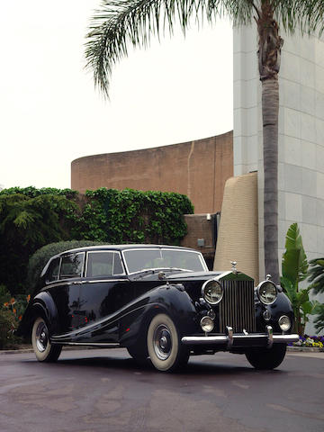 1954 Rolls-Royce  Silver Wraith 4½-Litre Touring Limousine CLW26