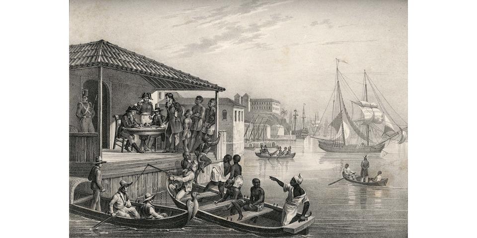 RUGENDAS (JOHANN MORITZ) Das Mertwurdigste aus der malerischen Reise