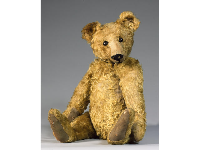Steiff Teddy Bear, German circa 1907