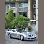 One owner from new,2005 Mercedes-Benz  SLR McLaren Coupé WDD1993761M000029