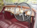 1929 Bentley 4 ½ litre Four Seat Tourer  Chassis no. DS 3570 Engine no. DS 3568