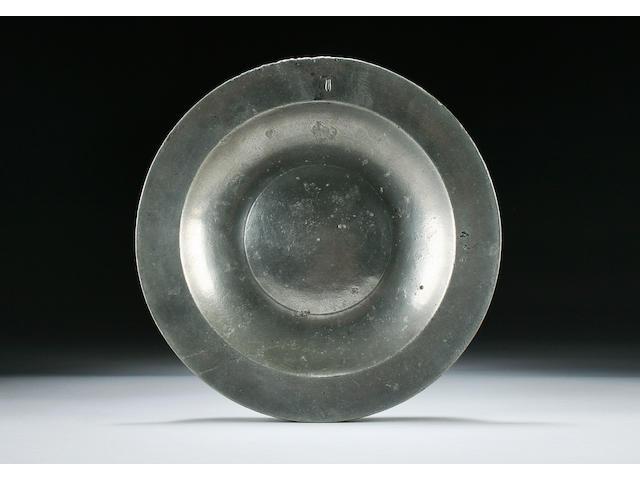 A medieval dish, circa 1400