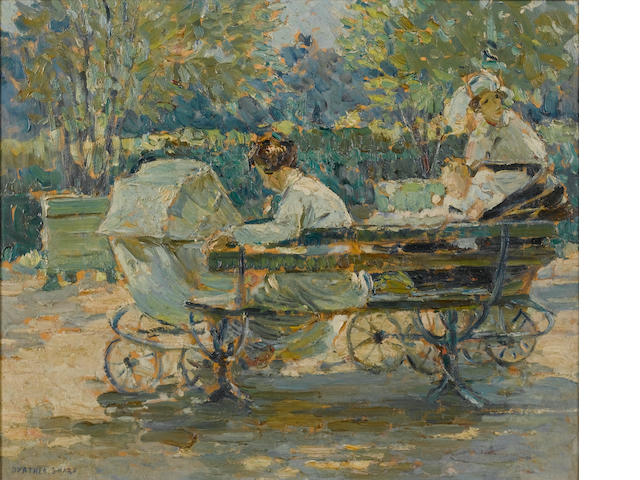 Dorothea Sharp (British, 1874-1955)