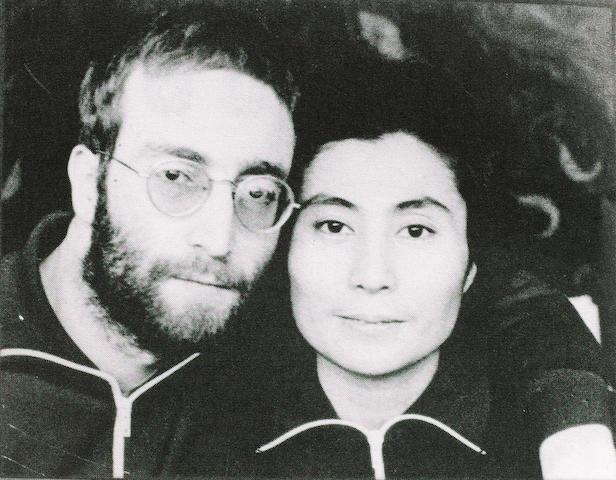 John Lennon's tracksuit, 1970,