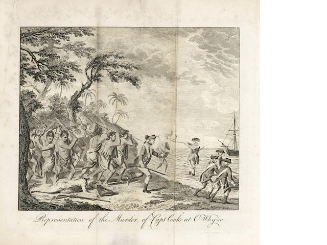 AUSTRALIA RICKMAN (JOHN) Journal of Captain Cook's Last Voyage, to the Pacific Ocean, on Discovery
