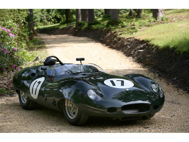 1959 Lister-Jaguar Costin,