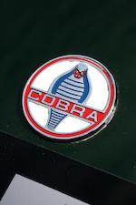 1964 AC Cobra Mark II  Chassis no. CSX2423