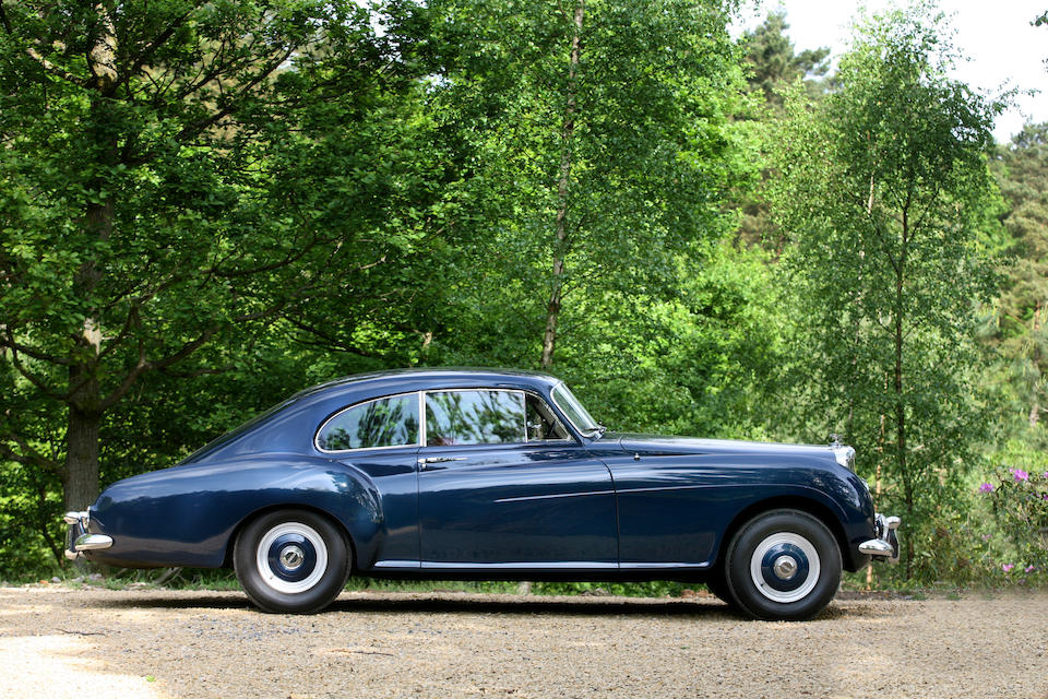 The ex-Lord Carnegie,1954 Bentley R-Type Continental Sports Saloon  Chassis no. BC76C Engine no. BCC75