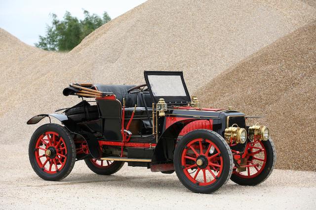 1904 Panhard-Levassor 35hp,