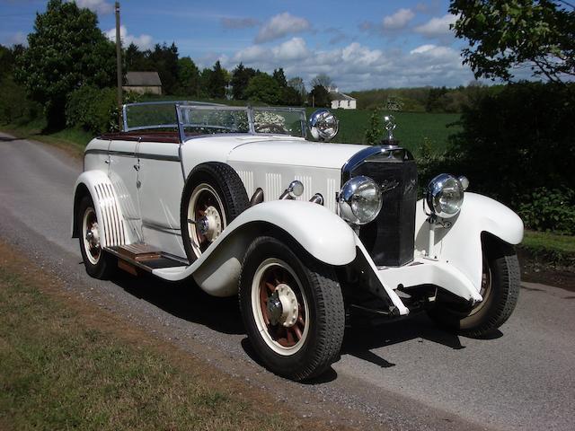 1926 Mercedes-Benz K,