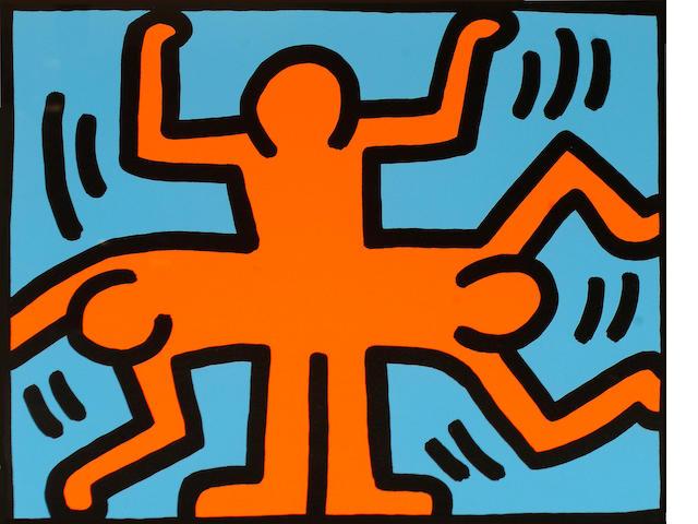 Keith Haring, Pop Shop VI