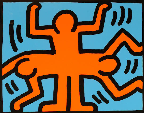 Keith Haring, Pop Shop VI