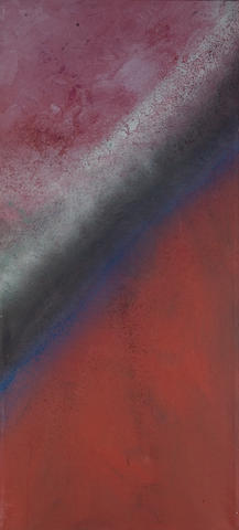 A collection of three abstract paintings from Casino Royale, Columbia Pictures, 2006