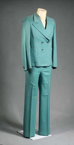 Marc Bolan: a two-piece suit, 1970s,