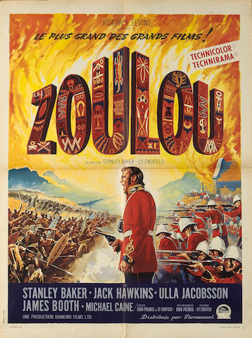 Zulu, Embassy Pictures Corporation, 1964,