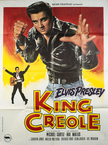 King Creole, Paramount Picture, 1958,