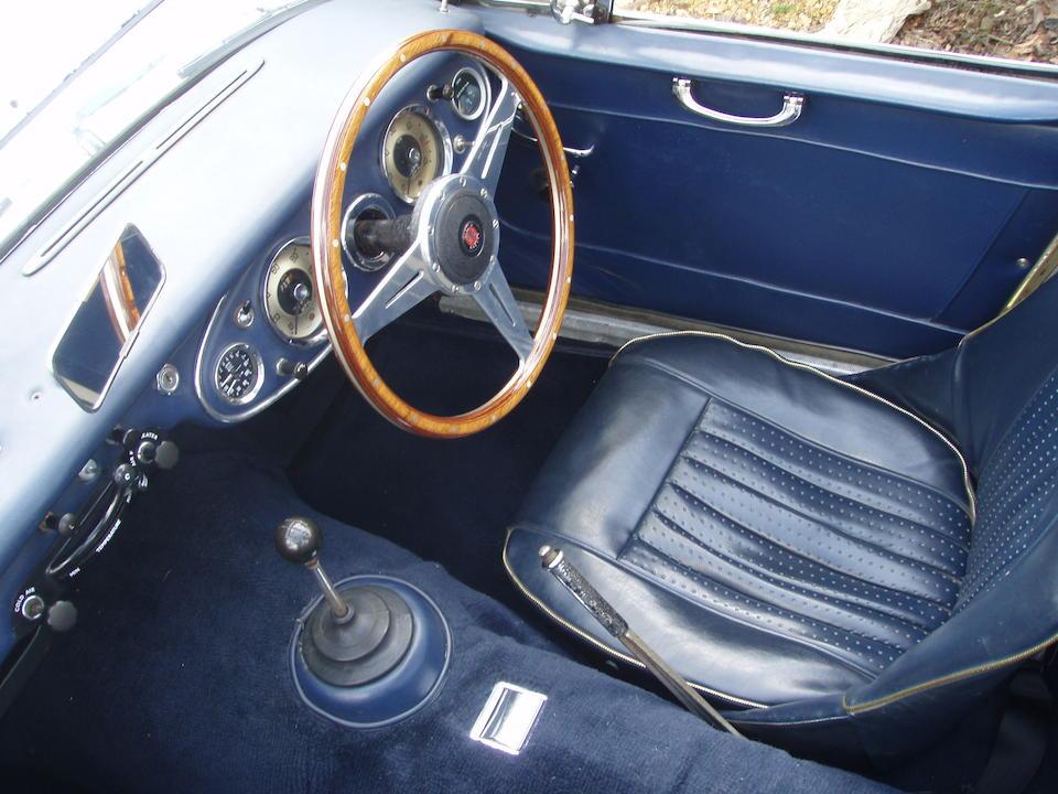 1962 Austin-Healey MkIIA Roadster  Chassis no. HBJ7L20894 Engine no. 29FRUH2432