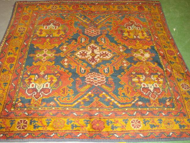 An Ushak rug West Anatolia, 184cm x 178cm