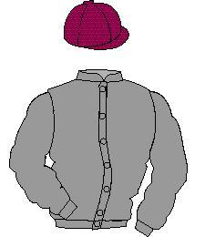 Distinctive Colours: Grey, Maroon cap