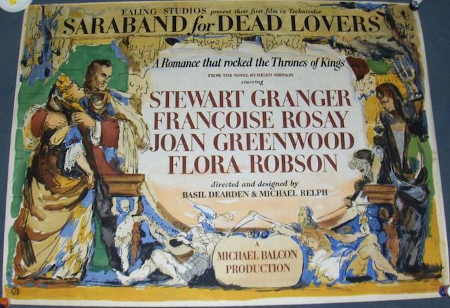 Saraband for Dead Lovers Ealing Studios, 1948,