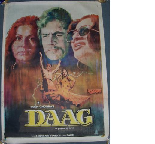 Daag: A Poem of Love, Yash Raj Films, 1973,