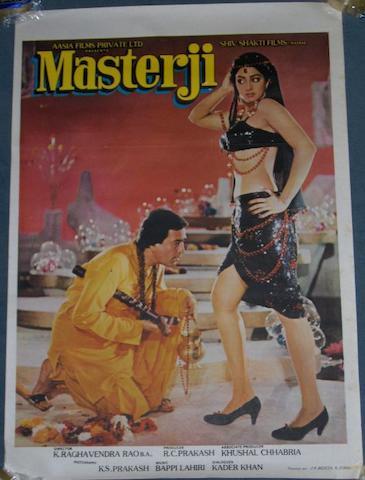 Masterji, R.C. Prakash, 1985,