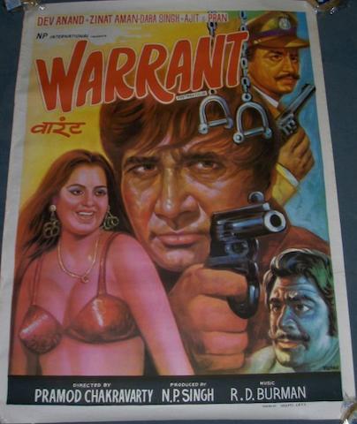 Warrant, N.P. Singh, 1975,