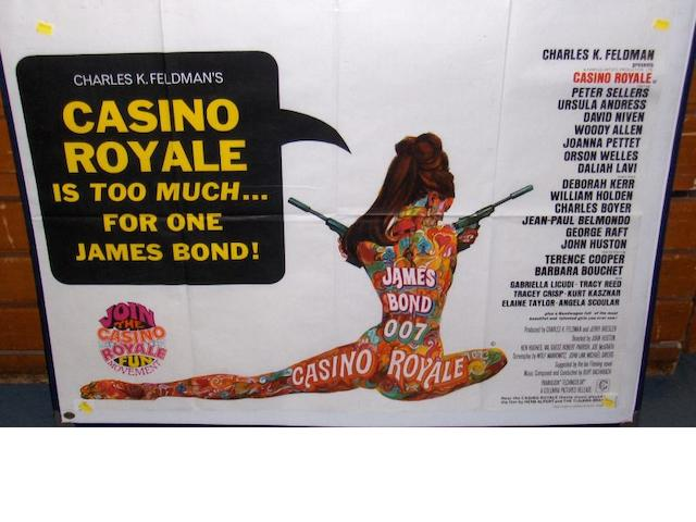 Casino Royale, Columbia Pictures, 1967,
