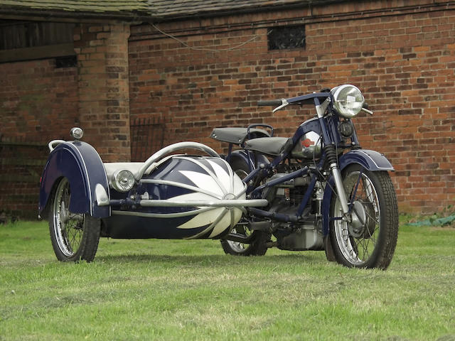 1938 Nimbus NWX 396P,